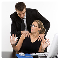 Non-sexual harassment on the job attorney